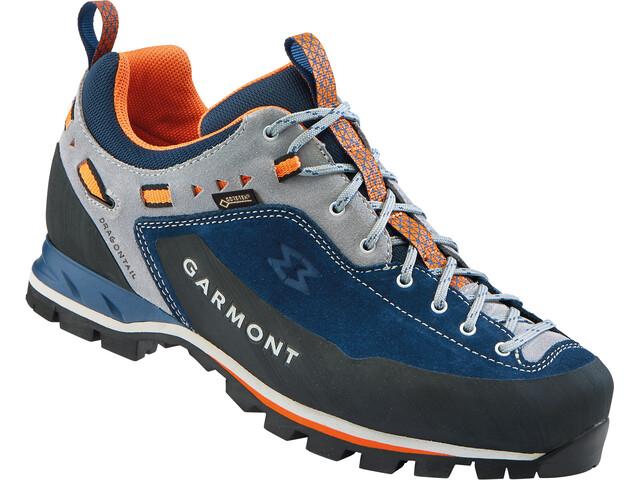 Garmont Dragontail MNT GTX Chaussures Homme, dark blue/orange